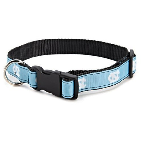 NCAA North Carolina Tar Heels Dog Collar (Team Color, Small)