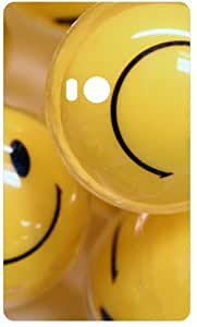 Smiley Balls Back Cover Case for Nokia Lumia 920