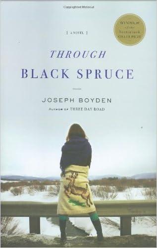 Through Black Spruce: A Novel