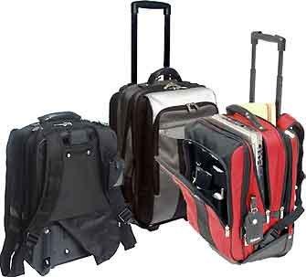 Mcklein laptop backpack