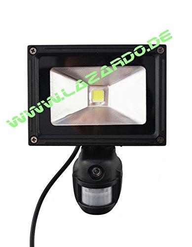 LED Scheinwerfer mit Kamera Bewegungsmelder SD Karte