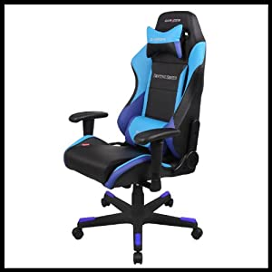 Amazoncom DXRACER Office Chairs DE63NBB Gaming Chair