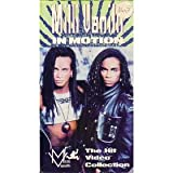 Milli Vanilli - In Motion - The Hit Video Collection [VHS] ~ Milli Vanilli