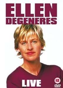 Ellen Degeneres - Live [DVD]