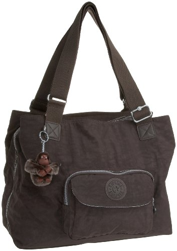 Kipling Women's Sweetheart Shoulderbag Expresso Brown