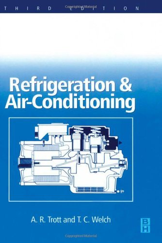 Refrigeration and Air Conditioning, Third Edition