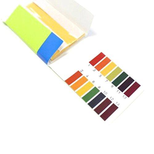 FreshGadgetz 1 Set von Lackmuspapier 400 Streifen für Schule und Labor