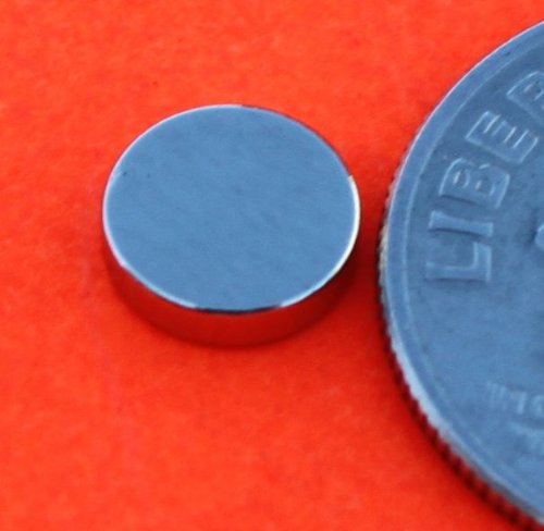 Applied Magnets ® 100 Rare Earth Neodymium Magnets 1/4