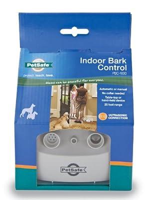PetSafe Ultrasonic Indoor Bark Control, PBC-1000