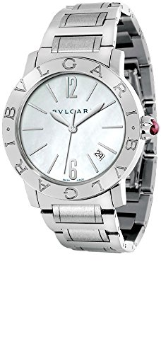 BVLGARI BVLGARI Automatic 37mm Ladies Watch BBL37WSSD 101976
