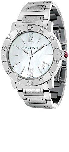 BVLGARI BVLGARI Automatic 37mm Ladies Watch BBL37WSSD 101976