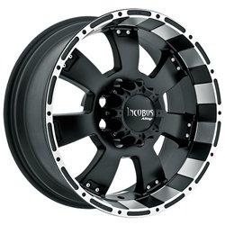 Incubus 815 Krawler 20×9.0 Flat Black & Machined Wheel 6x135mm Bolt Pattern / +12mm Offset / 87.1 Hub Bore