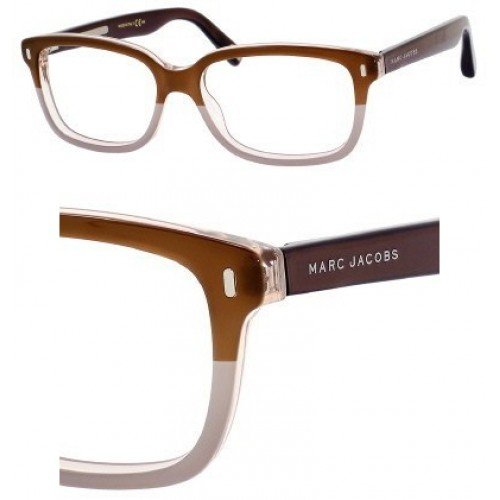 Marc Jacobs Eyeglasses Marc Jacobs 427 0M13 Shiny Brown / Chocolate