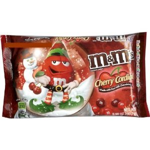 M&M Cherry Cordial 9.9 oz