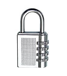 Uniek Deals 4-Digit Safe PIN Hand Bag Shaped Combination Padlock Lock