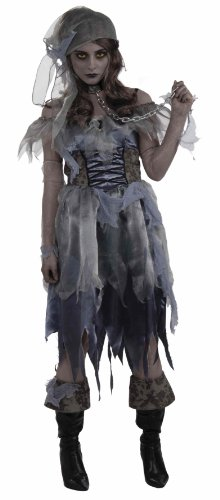 Men's Zombie Pirate Costume