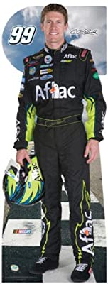 Miniature Cardboard Cutout - Carl Edwards - #99