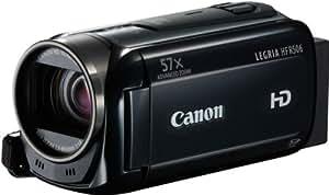 "Canon Legria HF R506 Caméscope 3,28 Mpix Écran LCD 3"" 32X Noir"
