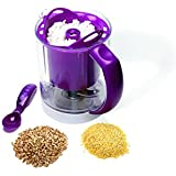 BEABA Rice, Pasta and Grain Pro Insert, Plum