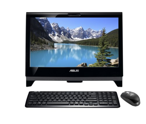 ASUS ET2400IT-B011E 23.6-Inch All-In-One Desktop PC (Black)