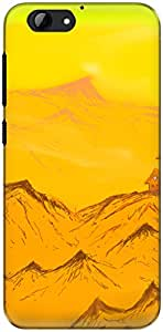 The Racoon Grip printed designer hard back mobile phone case cover for Htc One A9S. (Majestic H)
