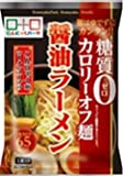 ヨコオデイリーフーズ こんにゃくラーメン醤油140g×12個