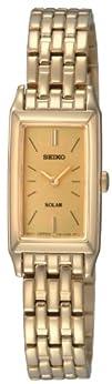 Seiko Womens SUP030 Dress Solar Watch
