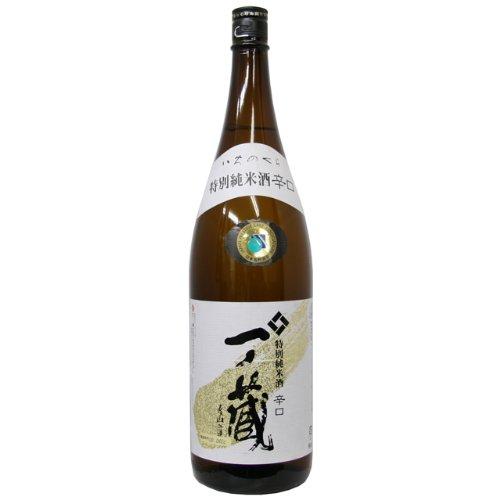 一ノ蔵 特別純米酒 辛口15度以上16度未満 1800ml