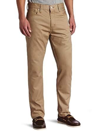 Levi's Men's 508 Slim Tapered Jean, British Khaki, 28x30