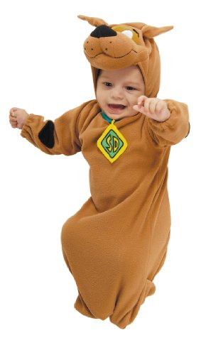 Scooby-Doo Bunting Costume, 0 to 9 Months