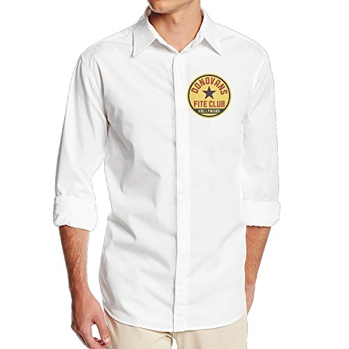 Carina Ray Donovan Fite Club One Size Soft Men's Shirt M