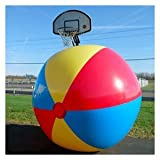Giant 10 Foot Inflatable Beach Ball