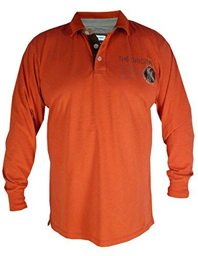 Maxfort -  Polo  - Uomo arancione XXL