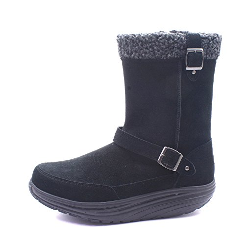 womens-boston-athletics-trim-shape-roller-suede-boots-uk-6-black