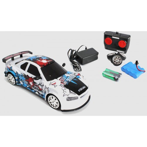 Extreme Grafitti RC Drift Car