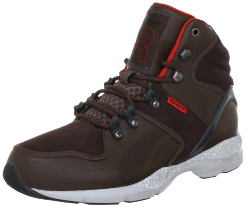Reebok Mens NIGHT STORM HLS Trainers Brown Braun (NA) Size: 11.5 (45.5 EU)