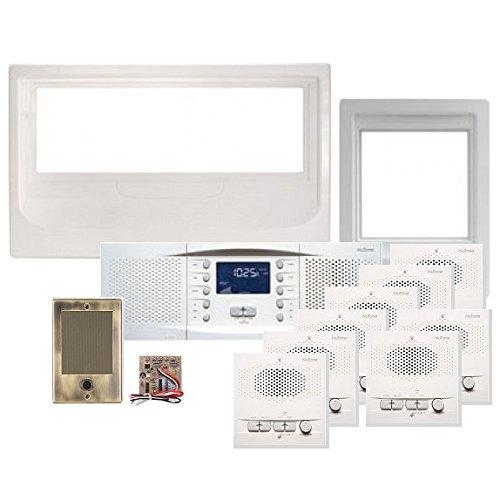Nutone Intercom Retrofit IMA3303 8 Room Station & Master Kit (Nutone Retrofit Intercom compare prices)