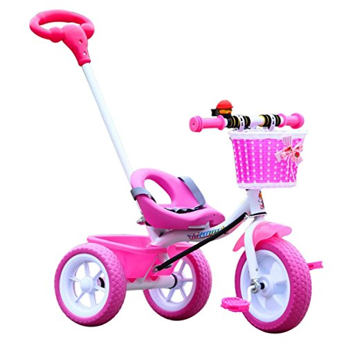 Qianle-0054-1-4-Years-Old-Kids-Tribike-Tricycle-One-SizeBlue1-Set
