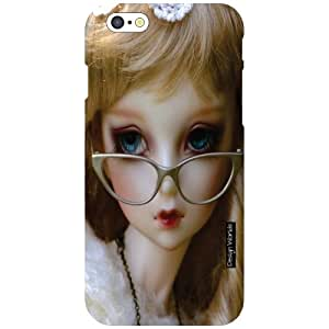 Design Worlds Apple iPhone 6 Back Cover - Doll Designer Case and Covers