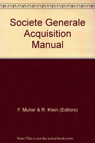 societe-generale-acquisition-manual