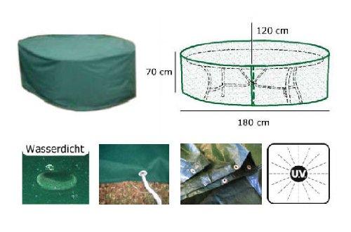 Protective Cover for Garden Table 180 x 120 x 70 cm