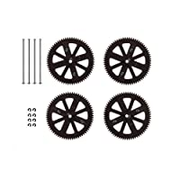 Parrot AR Drone 2.0 Gears & Shafts - Set of 4 by Parrot Inc.