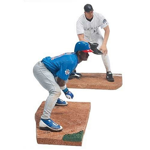 MLB Box 2-Pack Figures: Sammy Sosa & Todd Helton - 1