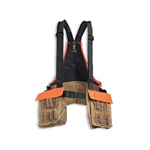 Browning - Pheasants Forever Strap Vest, Field Tan/ Orange