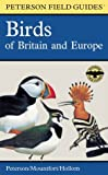 A Field Guide to the Birds of Britain and Europe (0618166750) by Mountfort, Guy