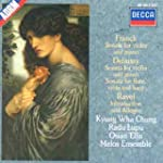 Debussy: Sonata for Flute, Viola & Ha...