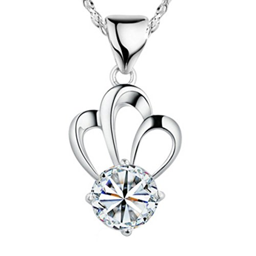 princesss-crown-sterling-silver-pendant-necklace