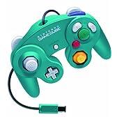 ニンテンドーゲームキューブ専用コントローラ エメラルドブルー
