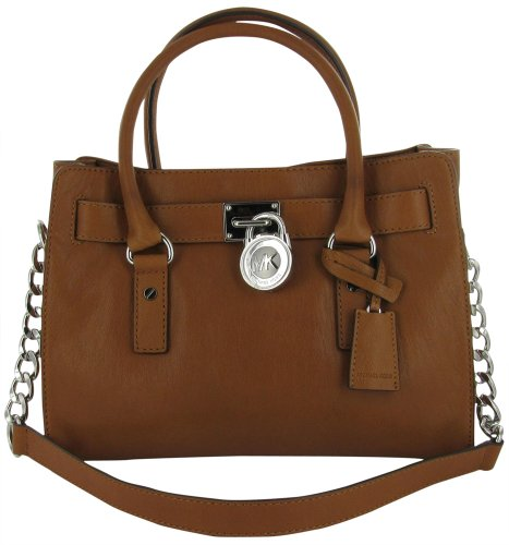 Michael Kors Hamilton East/West Satchel Womens Handbag