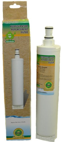 2 Pack - Free Shipping - Premium Whirlpool 4396508, Thermador, Sears, Kenmore, Kitchen Aid And Maytag Compatible Refrigerator Water Filters - Goesgreen Ggn-508-Wrpl